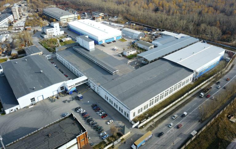 Площадь завода Спецремстрой составляет более 4 Га