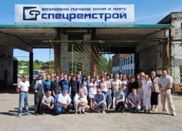 Открытие второй производственной площадки в Кирово-Чепецке.