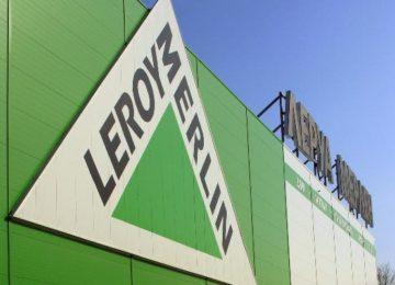 Заключение контракта с одним из крупнейших европейских DIY-ретейлеров – Леруа Мерлен.