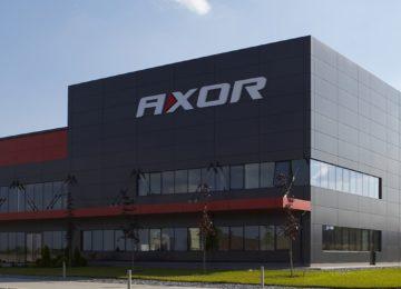 Новый стратегический партнёр AXOR INDUSTRY.